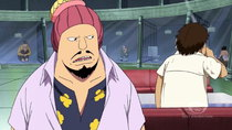 One Piece - Episode 394 - Rescue Caimie: The Archipelago's Lingering Dark History