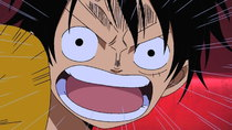 One Piece - Episode 397 - Major Panic! Desperate Struggle at the Auction House