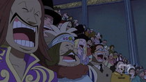 One Piece - Episode 396 - The Fist Explodes! Destroy the Auction