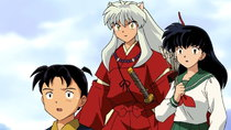 Inuyasha - Episode 112 - Afloat on the Lake Surface: The Barrier of Hijiri Island