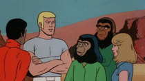 Return to the Planet of the Apes - Episode 12 - Invasion of the Underdwellers