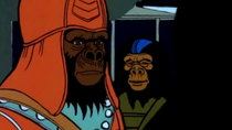 Return to the Planet of the Apes - Episode 4 - Tunnel of Fear