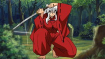 Inuyasha - Episode 105 - The Ghastly Steel Machine!