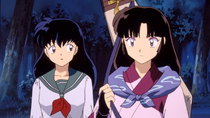 Inuyasha - Episode 91 - The Suspicious Faith Healer and the Black Kirara