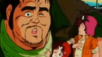 Hokuto no Ken - Episode 87 - Five Chariot Stars in Danger! Raoh Has Finally Pierced Through...