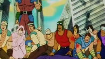 Hokuto no Ken - Episode 45 - Those Who Fear the Reaper! Listen to the Voice of Lin's Fiery...
