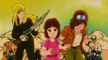 Hokuto no Ken - Episode 18 - Life of Death!? Beyond the Wasteland Lie the First Avenue of...