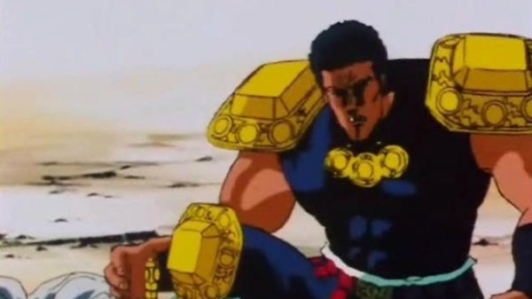 Hokuto no Ken - Ep. 49 - The Greatest Battle in History. Raoh vs. Ken! You're the One to Die!!