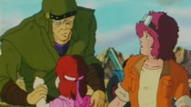 Hokuto no Ken - Episode 70 - The Other Divine Fist of the North Star! Drive Raoh to Oblivion!!