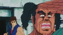 Hokuto no Ken - Episode 73 - Ryuga of Sirius! I'll Seize the Rainbow in Tempest!!