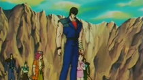 Hokuto no Ken - Episode 60 - Shu of the South Star White Heron Fist! What Will You Witness...