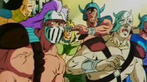 Hokuto no Ken - Episode 47 - The South Star Waterfowl Fist's Dance of Death! I'll Give My...