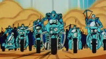 Hokuto no Ken - Episode 84 - The South Star Strikes Back! The Wind Brigade Protects the Last...