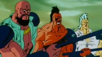 Hokuto no Ken - Episode 92 - Juza of the Clouds Resurrects! I Have No Fear for Raoh!!