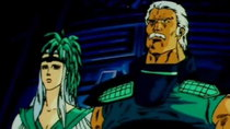 Hokuto no Ken - Episode 83 - Conclusion of Part Four: Raoh Must Die! The Legend Turns to Terror!!