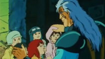 Hokuto no Ken - Episode 61 - Love on the Battlefield! Must the Time Tear Love Apart!?