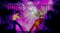 Hokuto no Ken - Episode 3 - In the City Without Light, a Lone Fist Burns! The Furious Death...