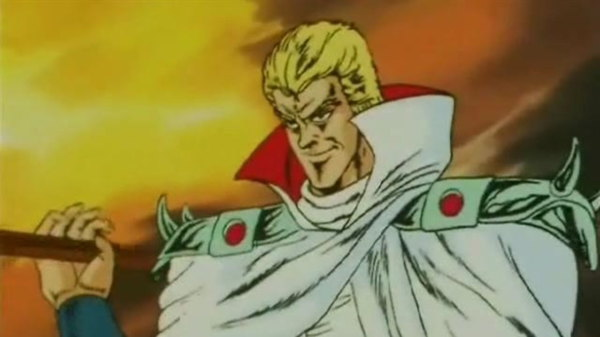 Hokuto no Ken - Ep. 67 - Clash of the Polar Stars, Ken vs. Souther! My Star Is the Only Protector of Heaven!!