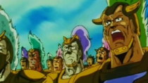 Hokuto no Ken - Episode 82 - Holy Emperor Souther!! Your Deep Affection Consumes You in Love!
