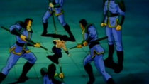 Hokuto no Ken - Episode 81 - Shu of the South Star White Heron Fist! The Heaven Only Bestows...