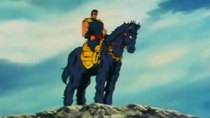 Hokuto no Ken - Episode 98 - The Capital of the South Star Trembles! The Two Brothers of the...