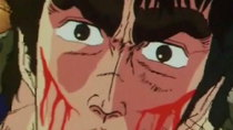 Hokuto no Ken - Episode 64 - A Bloody Battle, Shu vs. Souther! Love, Drowned in the Tears...