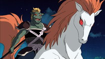Inuyasha - Episode 142 - Untamed Entei and Horrible Hakudoshi