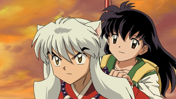 Inuyasha - Ep. 167 - The Bond Between Them, Use the Sacred Jewel Shard! Part 2