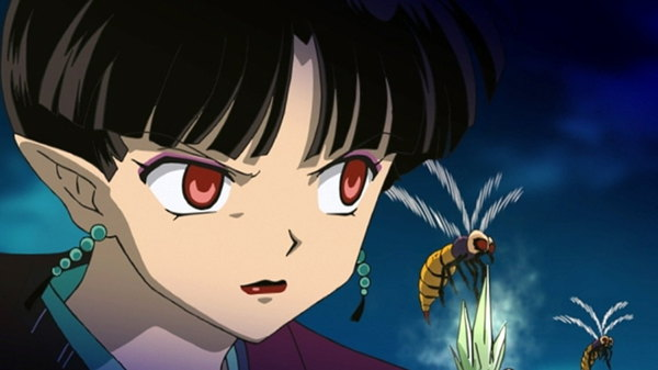 Inuyasha - Ep. 166 - The Bond Between Them, Use the Sacred Jewel Shard! Part 1