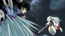 Inuyasha - Episode 156 - The Final Battle at the Graveside: Sesshomaru Versus Inuyasha!