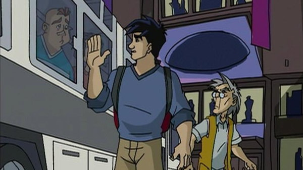 Jackie Chan Adventures Season 2 Episode 20
