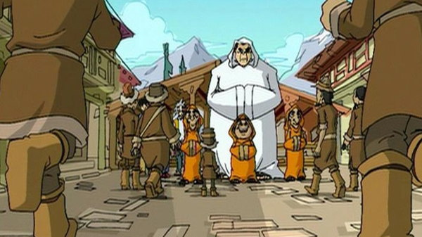Jackie Chan Adventures Season 2 Episode 32