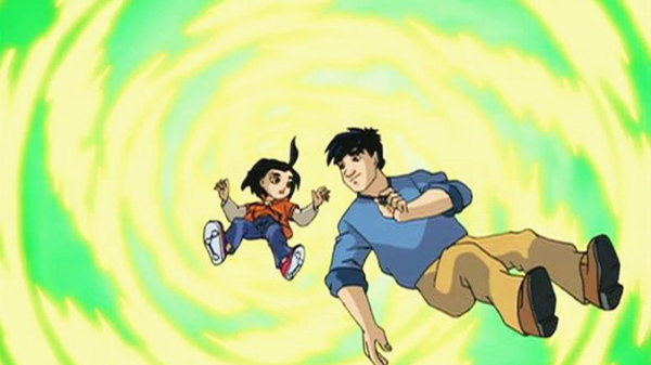 Jackie Chan Adventures Season 2 Episode 1