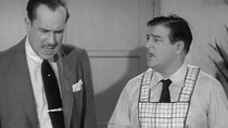 The Abbott and Costello Show - Episode 11 - Amnesia