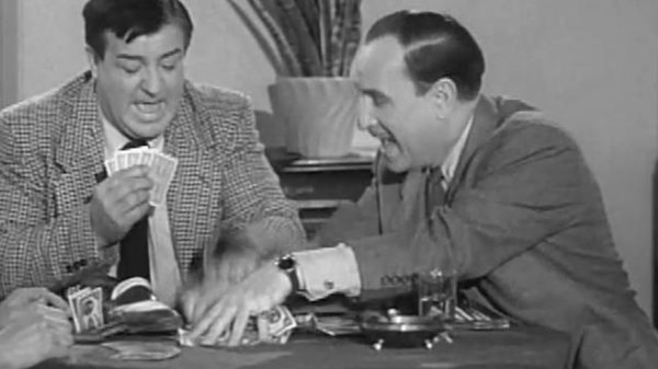 The Abbott and Costello Show - S02E14 - Wife Wanted