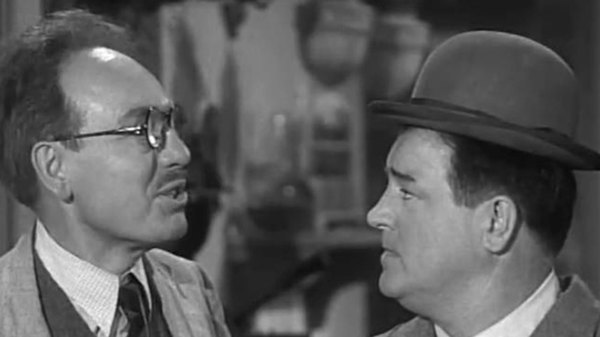 The Abbott and Costello Show - S02E23 - Fencing Master