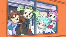 Sasami: Mahou Shoujo Club - Episode 5 - Out of the Tunnel