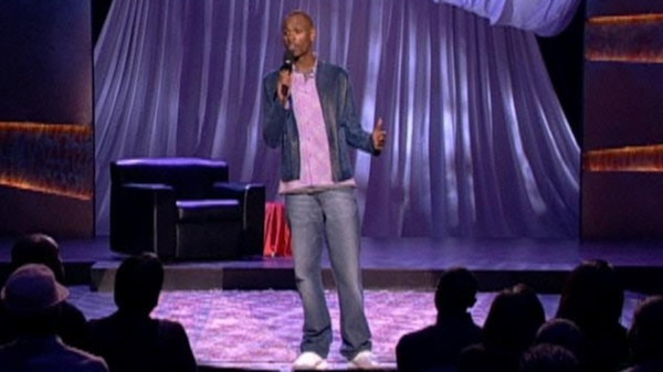 Great moments in hookup history chappelle show popcorn