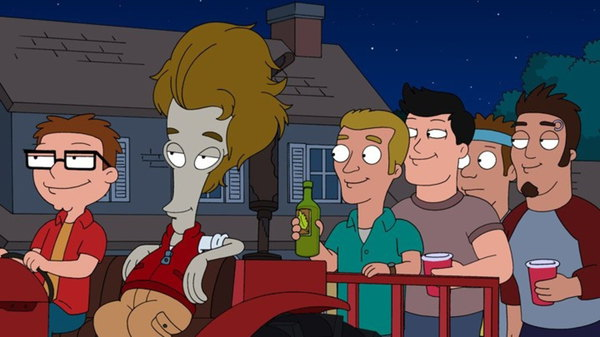 American Dad How Francine Gets Ready Every Day Youtube