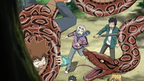 Katekyou Hitman Reborn! - Episode 16 - Escape from the Mountain of Death!