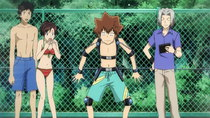 Katekyou Hitman Reborn! - Episode 32 - A Shark in the Public Pool