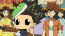 Katekyou Hitman Reborn! - Episode 33 - Summer Vacation Ruined by Loans?