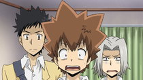 Katekyou Hitman Reborn! - Episode 10 - Gahaha! The Exploding Lunch Box!