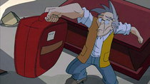 Jackie Chan Adventures - Episode 10 - Weight and See