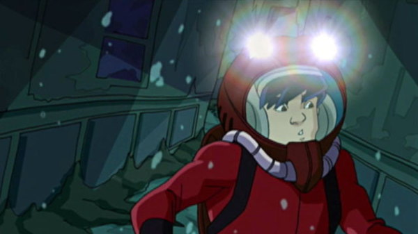 Jackie Chan Adventures Season 5 Episode 8