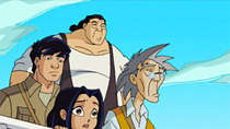 Jackie Chan Adventures - Episode 6 - Mirror, Mirror