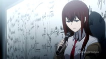 Steins;Gate - Episode 2 - Time Travel Paranoia