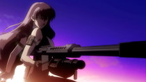 Black Lagoon: Roberta's Blood Trail - Episode 3 - Angels in the Crosshairs