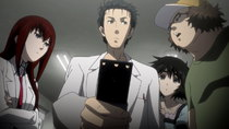 Steins;Gate - Episode 6 - Butterfly Effect's Divergence