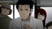 Steins;Gate - Episode 7 - Divergence Singularity